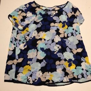 Floral Blouse from the Gap Size XL